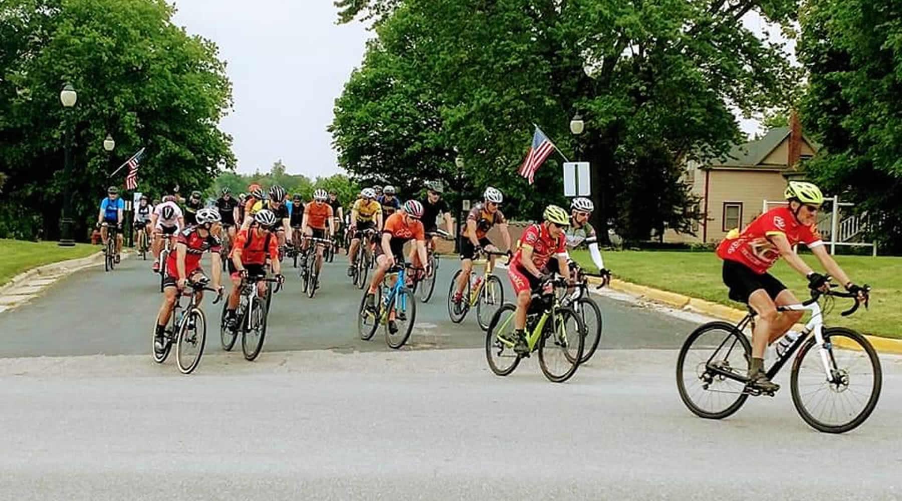 Spring Valley 100 Gravel Bike Race 2021