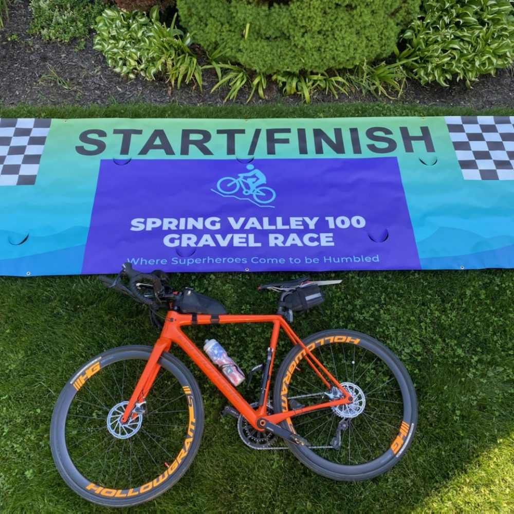 SV100 Race Report – The Spring Valley 100 Gravel Race is almost here!