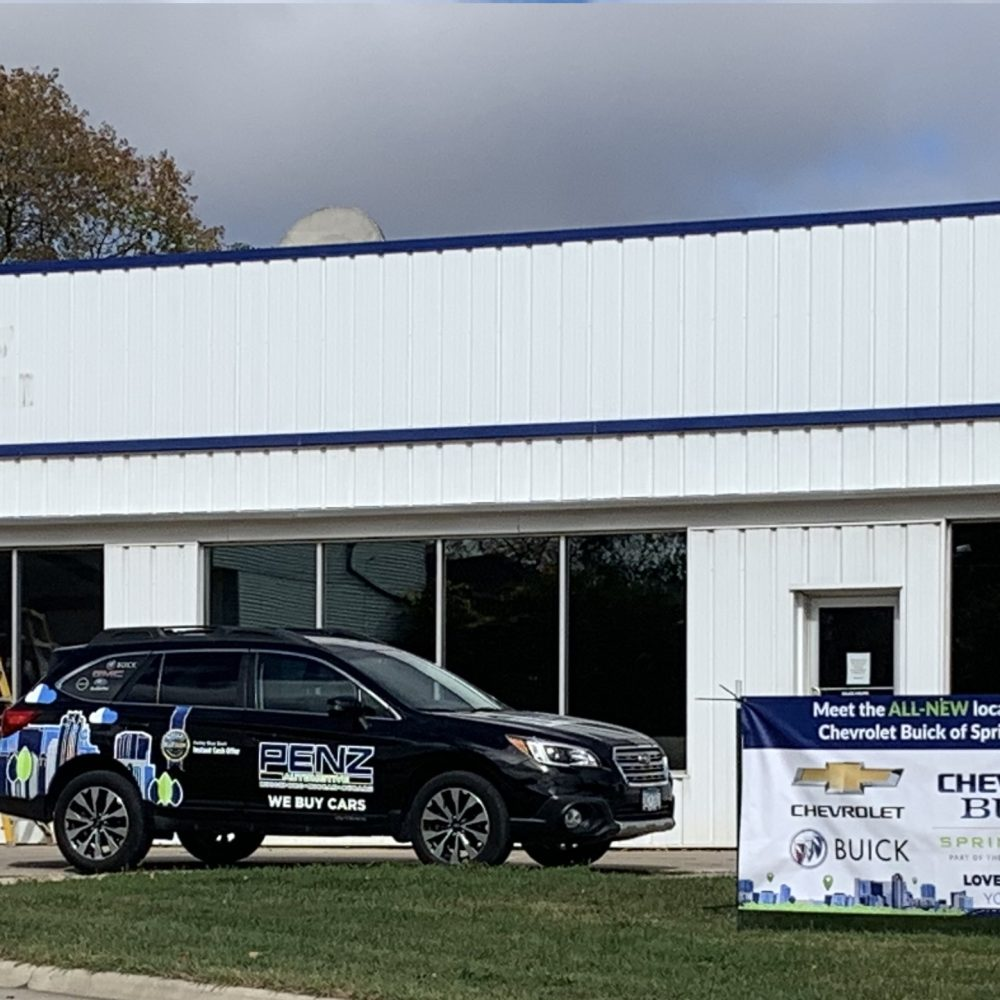 Chevrolet Buick of Spring Valley to Open Under Penz Automotive Group